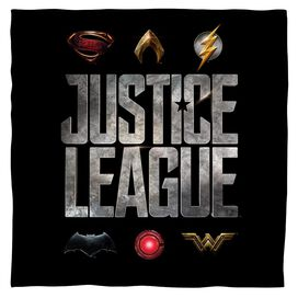 Justice League Movie Justice League Logos Bandana