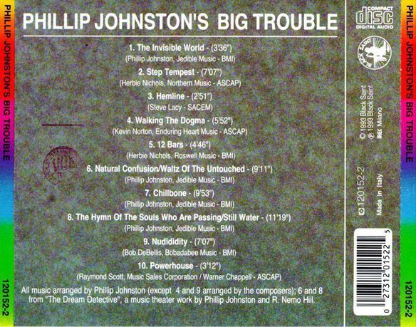 Phillip Johnston's Big Trouble