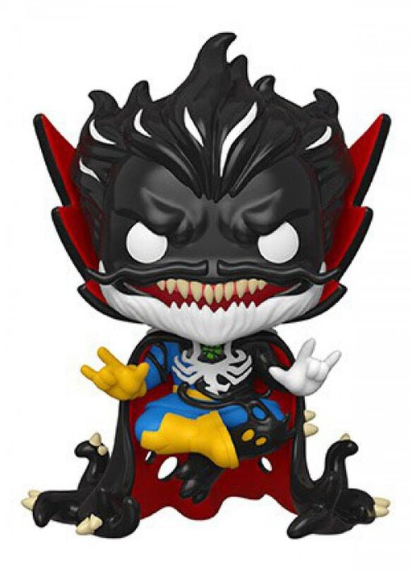 Funko Pop!: Venomized Doctor Strange [Spider-Man Maximum Venom]