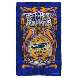 Jefferson Airplane Monterey Pop Beach Towel