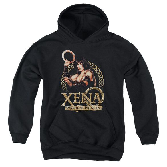 Xena Royalty Youth Pull Over Hoodie