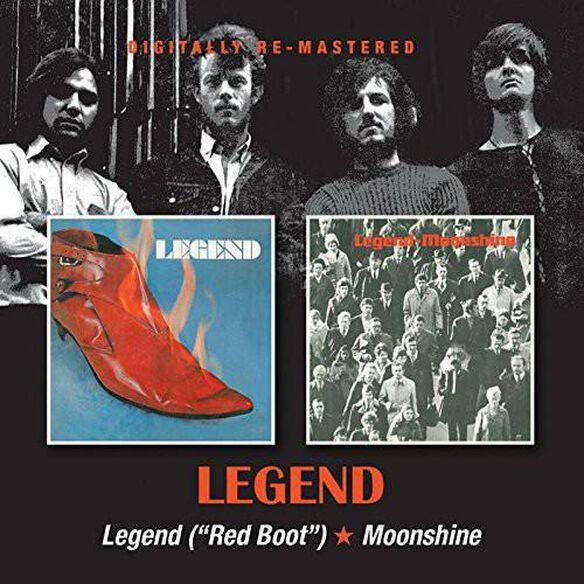 Legend Red Boot / Moonshine (Uk)