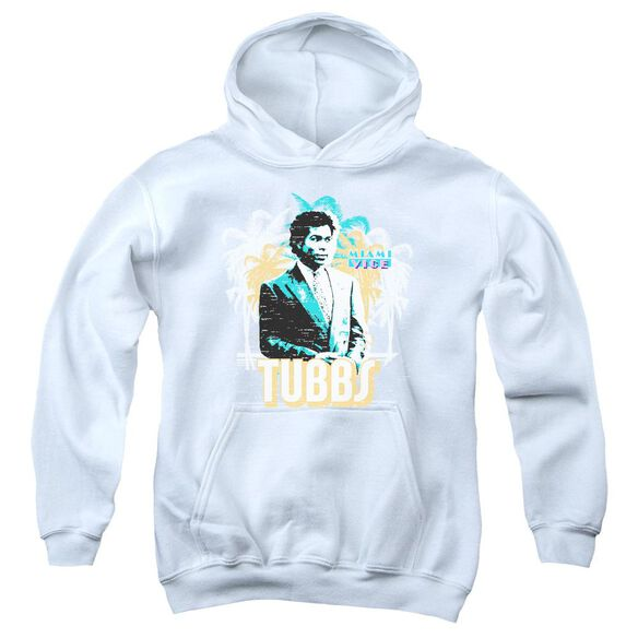 Miami Vice Tubbs Youth Pull Over Hoodie