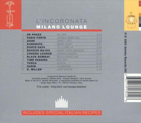 L'incoronata Milano Loung