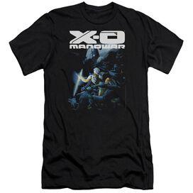 Xo Manowar By The Sword Premuim Canvas Adult Slim Fit