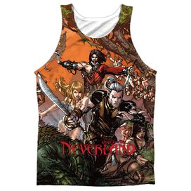 Zenoscope Neverland Adult Poly Tank Top