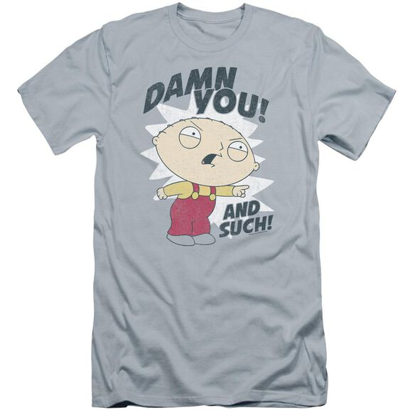 Family Guy And Such Premuim Canvas Adult Slim Fit Light