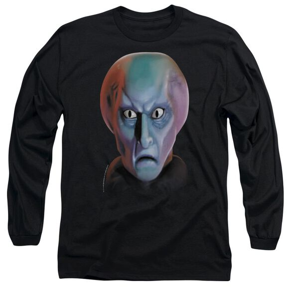 Star Trek Balok Head Long Sleeve Adult T-Shirt