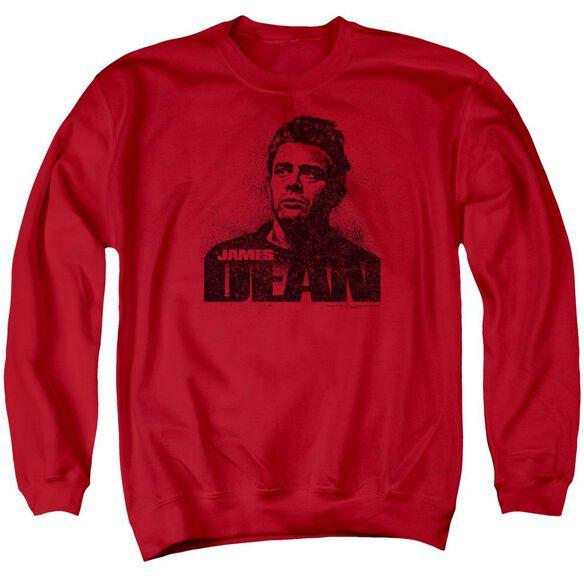 Dean Dean Graffiti Adult Crewneck Sweatshirt