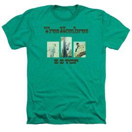 Zz Top Tres Hombres Adult Heather Kelly