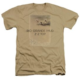 Zz Top Rio Grande Mud Adult Heather