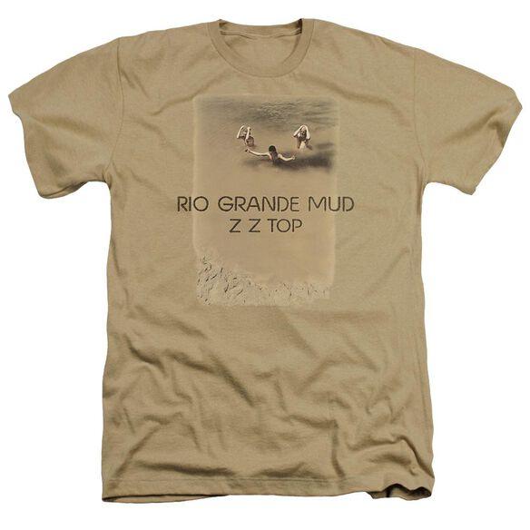 Zz Top Rio Grande Mud Adult Heather