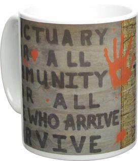 Walking Dead Terminus Jumbo Mug