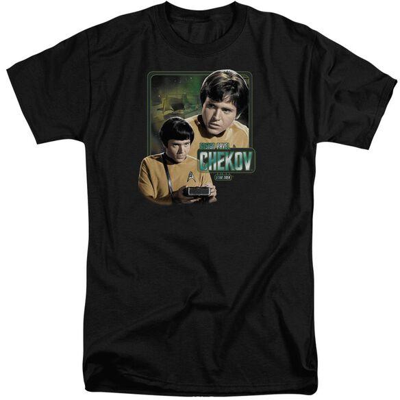 STAR TREK ENSIGN CHEKOV-S/S T-Shirt