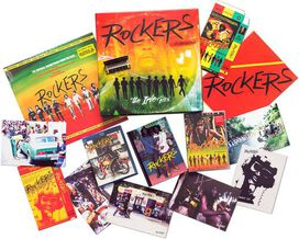 Various Artists - Rockers: The Irie Box