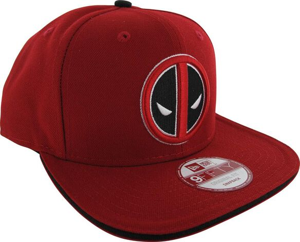 Deadpool Logo Sandwich 9Fifty Hat