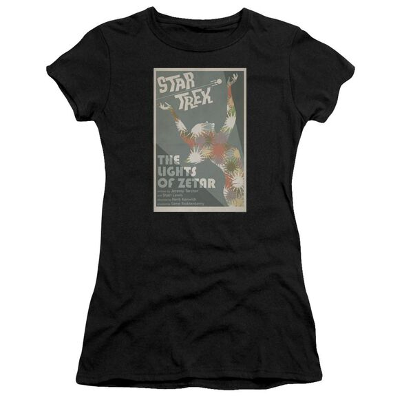 Star Trek Tos Episode 73 Short Sleeve Junior Sheer T-Shirt