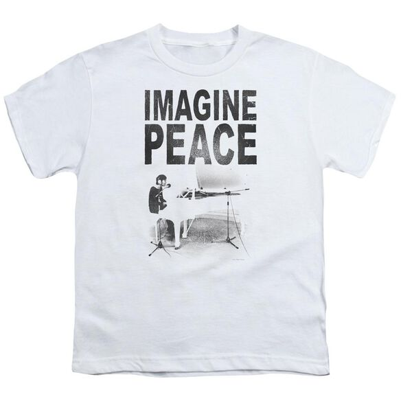 John Lennon Imagine Short Sleeve Youth T-Shirt