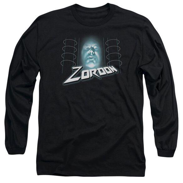 Power Rangers Zordon Long Sleeve Adult T-Shirt