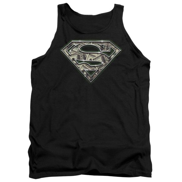 Superman All About The Benjamins Adult Tank