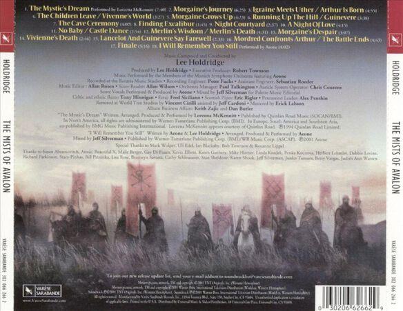 Mist Of Avalon 601