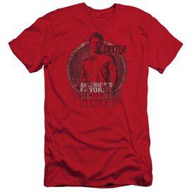 Dexter Americas Favorite Short Sleeve Adult T-Shirt