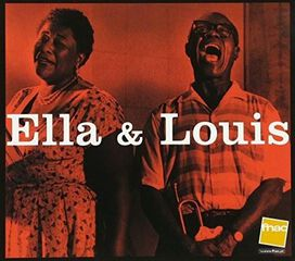 Ella Fitzgerald/Louis Armstrong - Ella and Louis