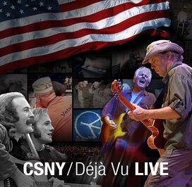 Crosby, Stills, Nash & Young - Déjà Vu Live