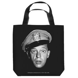 Andy Griffith Show Barney Head Tote