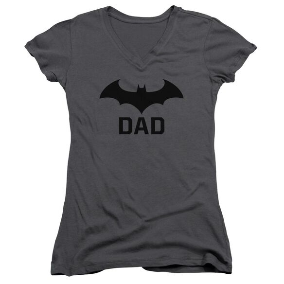 Batman Hush Dad Junior V Neck T-Shirt