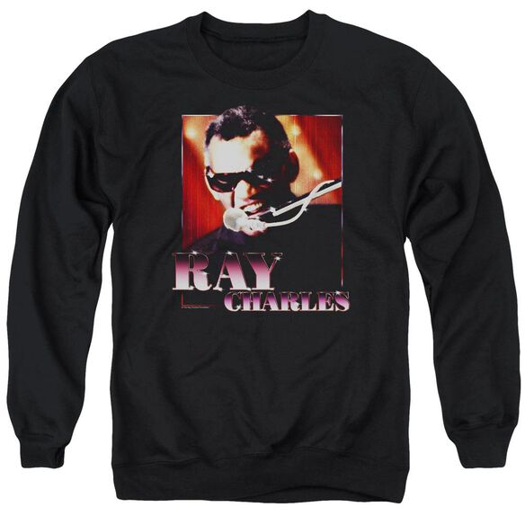 Ray Charles Sing It Adult Crewneck Sweatshirt