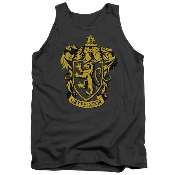 Harry Potter Gryffindor Crest Adult Tank