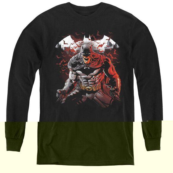 Batman Raging Bat-youth Long
