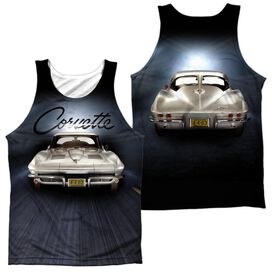 Chevrolet Bright Lights (Front Back Print) Adult Poly Tank Top