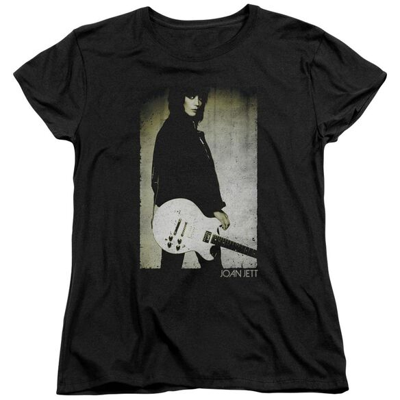 Joan Jett Turn Short Sleeve Women's Tee T-Shirt