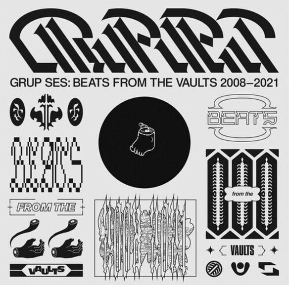 Grup Ses - Beats from the Vaults (2008-2021)