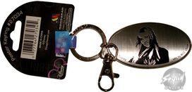 Hannah Montana Logo Metal Keychain