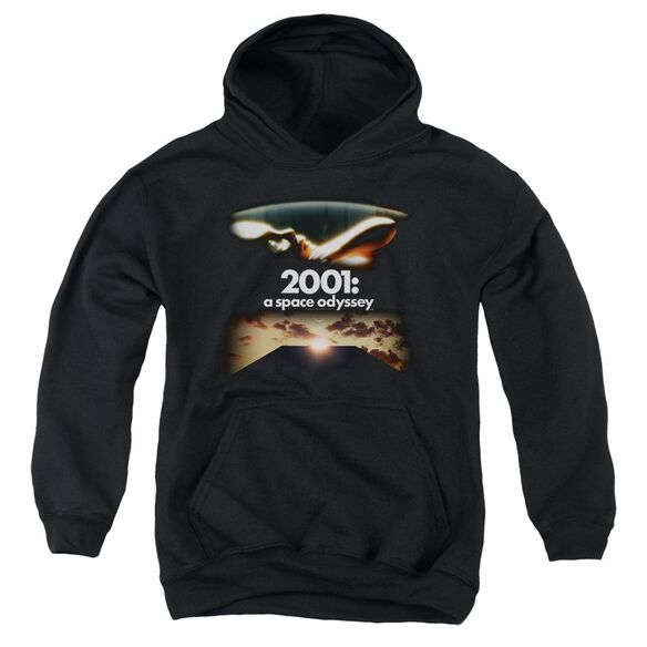 2001 A Space Odyssey Prologue Epilogue Youth Pull Over Hoodie