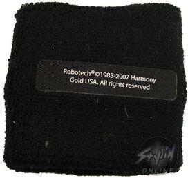 Robotech Logo Wristband