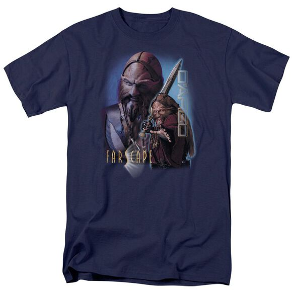 Farscape Dargo Short Sleeve Adult T-Shirt