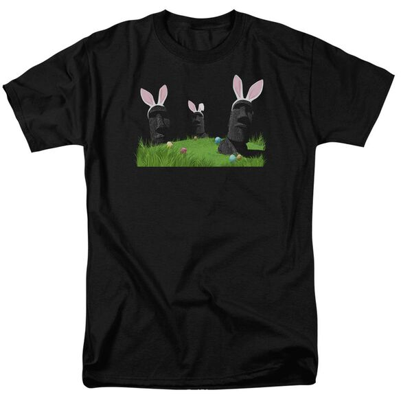 Easter Island Short Sleeve Adult T-Shirt