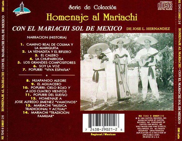 Homenaje Al Mariachi 0494