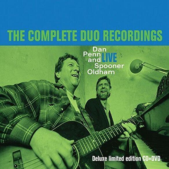 Dan Penn / Spooner Oldham - Complete Duo Recordings