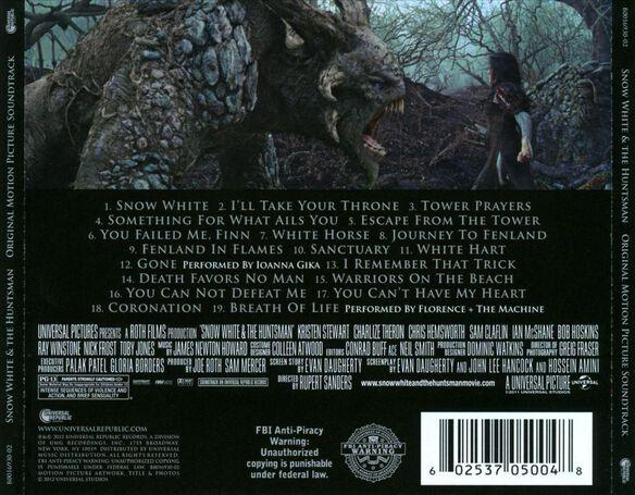 Snow White & The Huntsman / O.S.T.