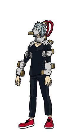 My Hero Academia - Tomura Shigaraki FiGPiN