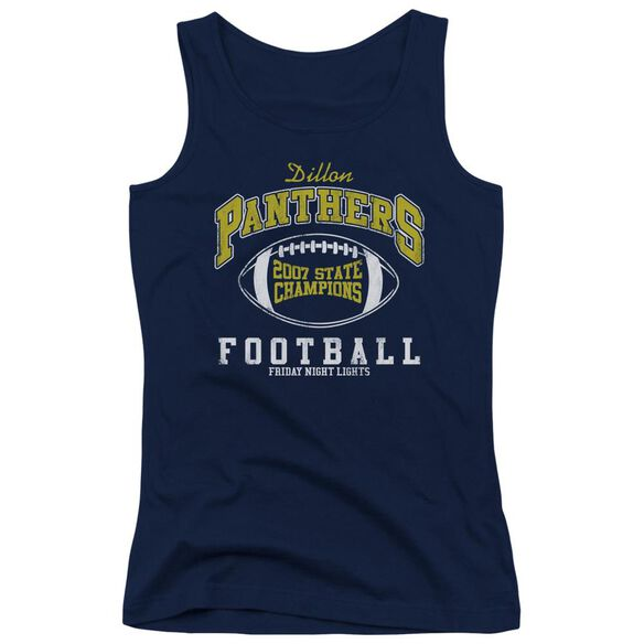Friday Night Lights State Champs Juniors Tank Top