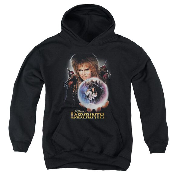 Labyrinth I Have A Gift Youth Pull Over Hoodie