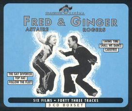 Fred Astaire & Ginger Rogers - Cheek to Cheek