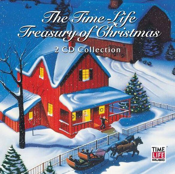 Time Life Treasury Of Christmas / Various