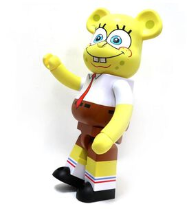 Spongebob 1000% Bearbrick Figure